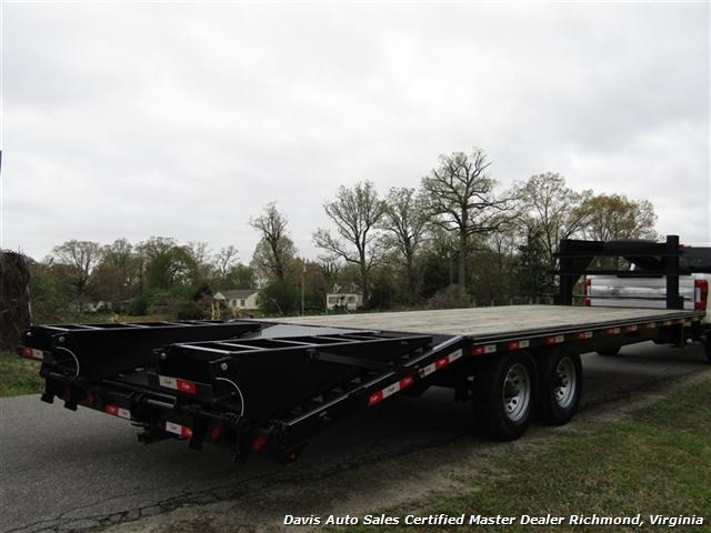 2016 Delta Manufacturing Gooseneck HD Equipment Car Truck 24 Foot Trailer - Photo 9 - Richmond, VA 23237