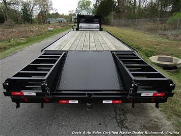 2016 Delta Manufacturing Gooseneck HD Equipment Car Truck 24 Foot Trailer - Photo 8 - Richmond, VA 23237