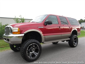 2000 Ford Excursion Limited SUV