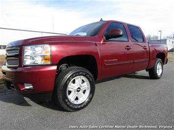 2013 Chevrolet Silverado 1500 LT Z71 Off Road 4X4 Crew Cab Short Bed Truck