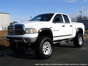 2004 Dodge Ram 2500 HD SLT Lifted 4X4 Crew Cab Short Bed Truck