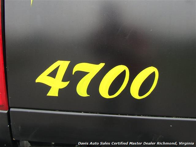1996 International 4700 Navistar Custom Crew Cab Hauler Bed Monster Super - Photo 11 - Richmond, VA 23237