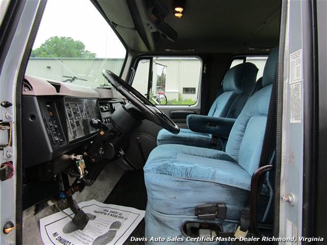 1996 International 4700 Navistar Custom Crew Cab Hauler Bed Monster Super - Photo 6 - Richmond, VA 23237