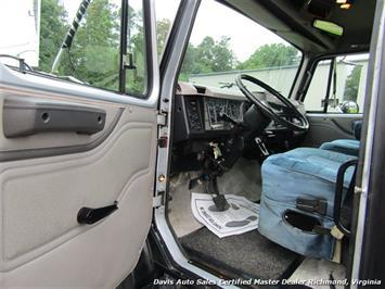 1996 International 4700 Navistar Custom Crew Cab Hauler Bed Monster Super - Photo 16 - Richmond, VA 23237
