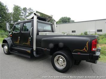 1996 International 4700 Navistar Custom Crew Cab Hauler Bed Monster Super - Photo 3 - Richmond, VA 23237
