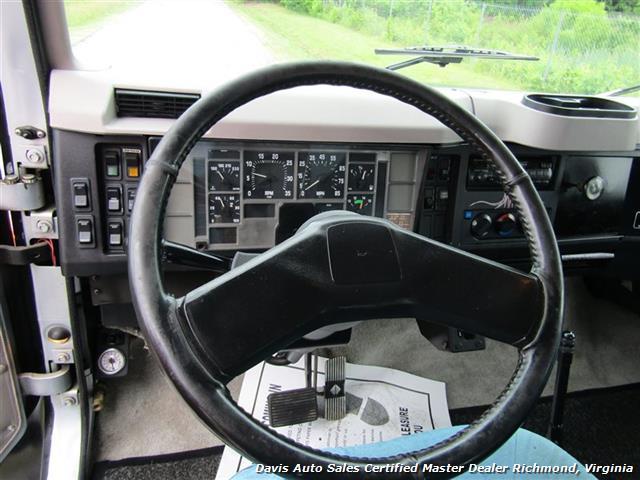 1996 International 4700 Navistar Custom Crew Cab Hauler Bed Monster Super - Photo 17 - Richmond, VA 23237