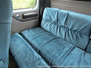 1996 International 4700 Navistar Custom Crew Cab Hauler Bed Monster Super - Photo 32 - Richmond, VA 23237