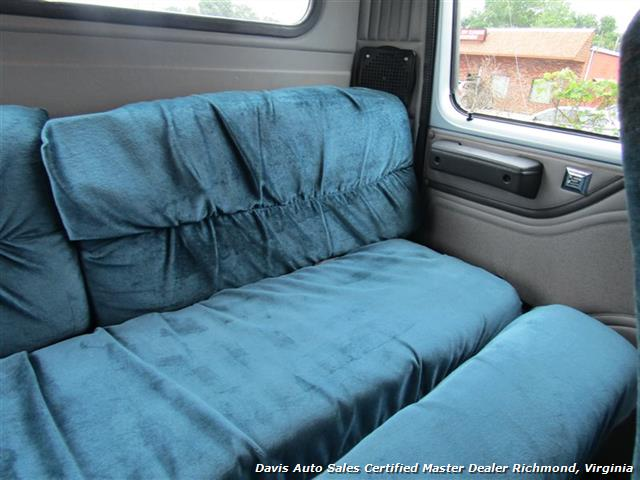 1996 International 4700 Navistar Custom Crew Cab Hauler Bed Monster Super - Photo 36 - Richmond, VA 23237