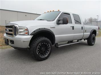 2007 Ford F-350 Super Duty XLT 4X4 Crew Cab Long Bed Truck