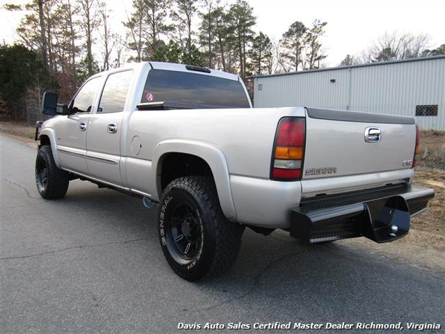 2005 GMC Sierra 2500 HD SLT Duramax Diesel LLY 4X4 Crew Cab Short Bed - Photo 3 - Richmond, VA 23237