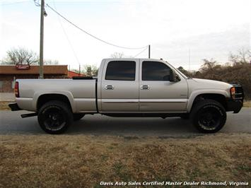 2005 GMC Sierra 2500 HD SLT Duramax Diesel LLY 4X4 Crew Cab Short Bed - Photo 12 - Richmond, VA 23237
