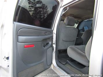 2005 GMC Sierra 2500 HD SLT Duramax Diesel LLY 4X4 Crew Cab Short Bed - Photo 18 - Richmond, VA 23237