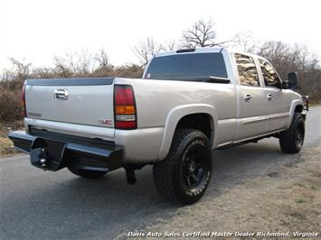 2005 GMC Sierra 2500 HD SLT Duramax Diesel LLY 4X4 Crew Cab Short Bed - Photo 11 - Richmond, VA 23237