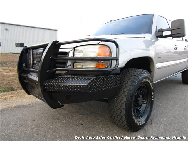 2005 GMC Sierra 2500 HD SLT Duramax Diesel LLY 4X4 Crew Cab Short Bed - Photo 25 - Richmond, VA 23237