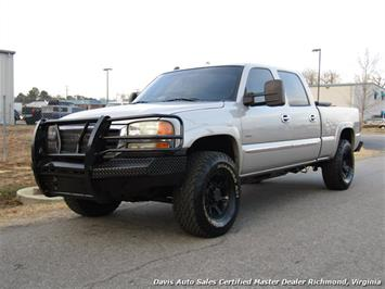 2005 GMC Sierra 2500 HD SLT Duramax Diesel LLY 4X4 Crew Cab Short Bed - Photo 1 - Richmond, VA 23237