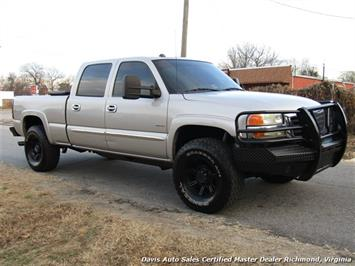 2005 GMC Sierra 2500 HD SLT Duramax Diesel LLY 4X4 Crew Cab Short Bed - Photo 13 - Richmond, VA 23237