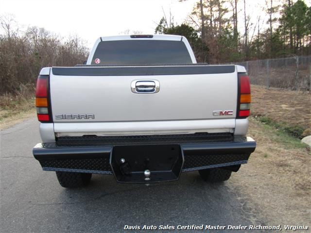 2005 GMC Sierra 2500 HD SLT Duramax Diesel LLY 4X4 Crew Cab Short Bed - Photo 4 - Richmond, VA 23237
