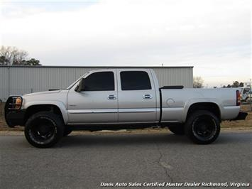 2005 GMC Sierra 2500 HD SLT Duramax Diesel LLY 4X4 Crew Cab Short Bed - Photo 2 - Richmond, VA 23237