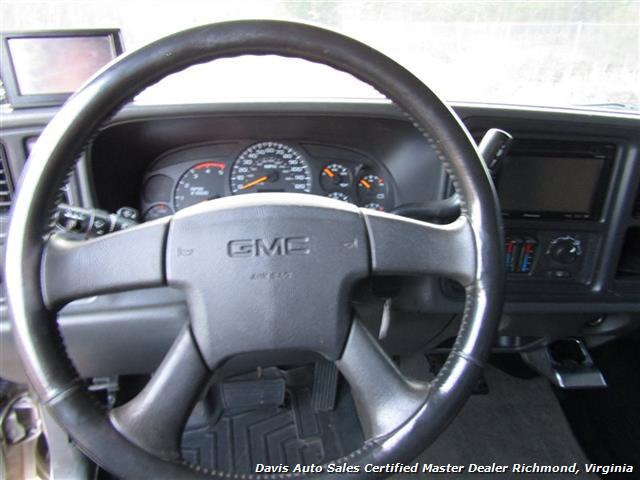 2005 GMC Sierra 2500 HD SLT Duramax Diesel LLY 4X4 Crew Cab Short Bed - Photo 6 - Richmond, VA 23237