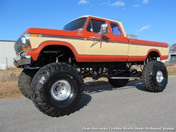 1977 Ford F-250 Truck
