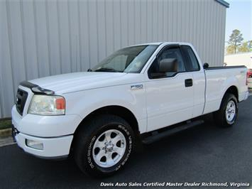 2004 Ford F-150 STX Regular Cab Short Bed Pick Up Truck