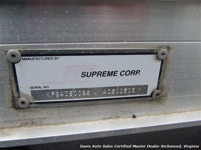 2004 GMC C7500 C Series 24 Foot Box - Photo 22 - Richmond, VA 23237