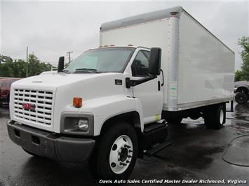 2004 GMC C7500 C Series 24 Foot Box Truck