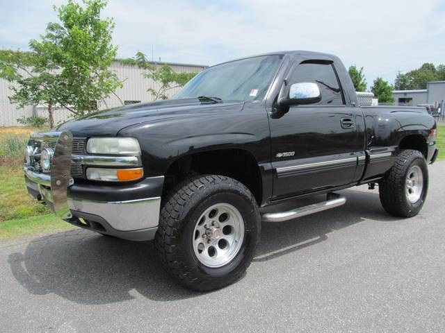 2002 chevrolet silverado 1500 ls sold. Black Bedroom Furniture Sets. Home Design Ideas