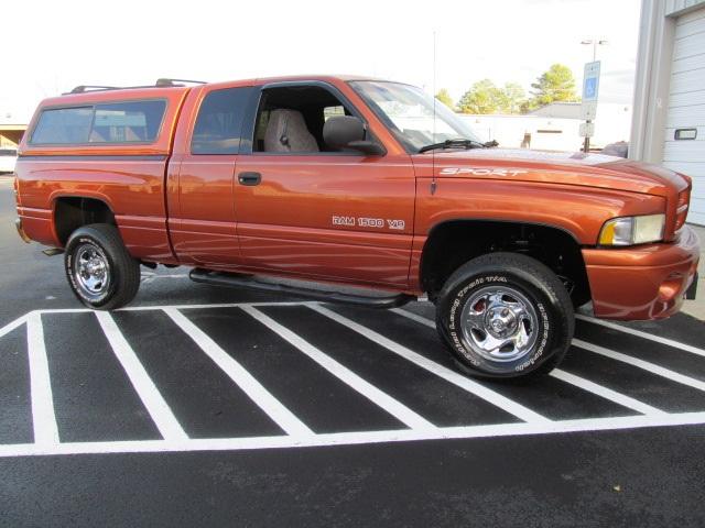 2001 Dodge Ram 1500 Slt Sold