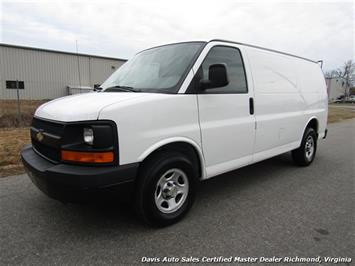 2004 Chevrolet Express 1500 AWD 4X4 Commercial Work Cargo Van