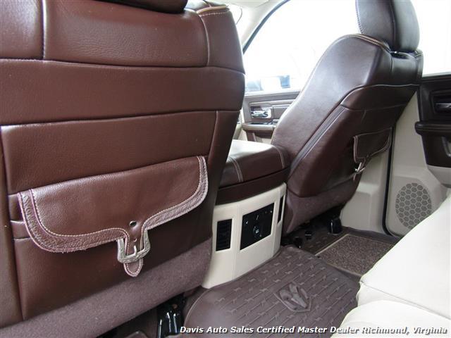 2015 Dodge Ram 3500 Laramie Longhorn Cummins Turbo Diesel 4x4 Dually