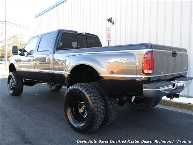 2002 ford f350 dually lifted