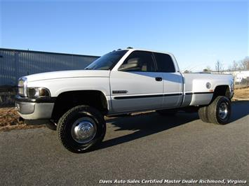 1999 Dodge Ram 3500 Laramie SLT Cummins Turbo Diesel 4X4 Dually Truck