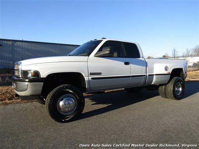 1999 Dodge Ram 3500 Laramie Slt Mins Turbo Sel 4x4 Dually Photo 1 Richmond