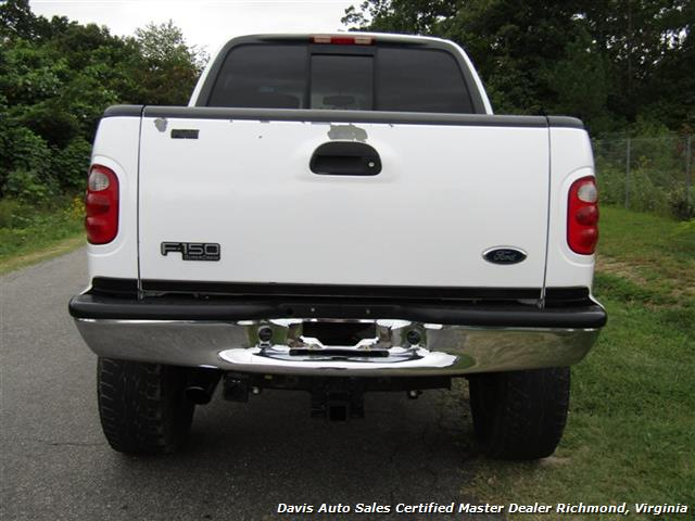2001 Ford F-150 Lariat Lifted 4X4 SuperCrew Short Bed - Photo 4 - Richmond, VA 23237