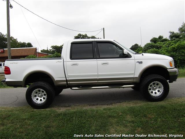 2001 Ford F-150 Lariat Lifted 4X4 SuperCrew Short Bed - Photo 13 - Richmond, VA 23237