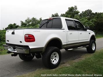 2001 Ford F-150 Lariat Lifted 4X4 SuperCrew Short Bed - Photo 12 - Richmond, VA 23237