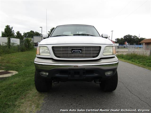 2001 Ford F-150 Lariat Lifted 4X4 SuperCrew Short Bed - Photo 15 - Richmond, VA 23237