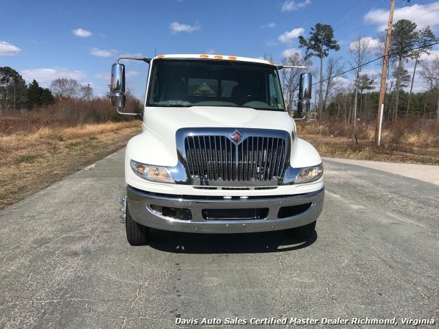 2015 International DuraStar 4300 MA025 6.7 Cummins Diesel Air Ride LCG Rollback Wrecker SOLD - Photo 4 - Richmond, VA 23237
