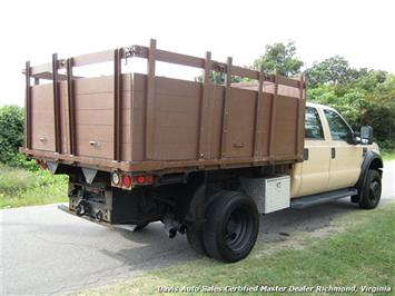 2008 Ford F-450 Super Duty XL Diesel Crew Cab Dump Bed Commercial Work - Photo 14 - Richmond, VA 23237