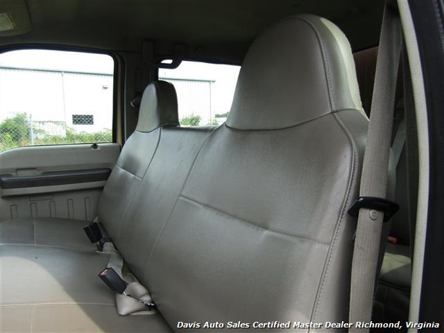 2008 Ford F-450 Super Duty XL Diesel Crew Cab Dump Bed Commercial Work - Photo 7 - Richmond, VA 23237