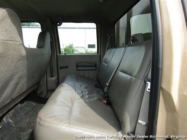 2008 Ford F-450 Super Duty XL Diesel Crew Cab Dump Bed Commercial Work - Photo 17 - Richmond, VA 23237