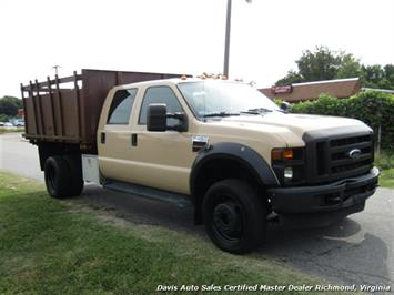 2008 Ford F-450 Super Duty XL Diesel Crew Cab Dump Bed Commercial Work - Photo 19 - Richmond, VA 23237