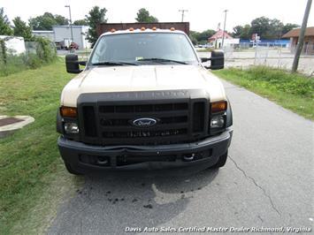 2008 Ford F-450 Super Duty XL Diesel Crew Cab Dump Bed Commercial Work - Photo 21 - Richmond, VA 23237