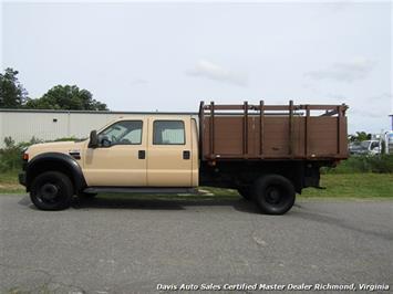 2008 Ford F-450 Super Duty XL Diesel Crew Cab Dump Bed Commercial Work - Photo 11 - Richmond, VA 23237