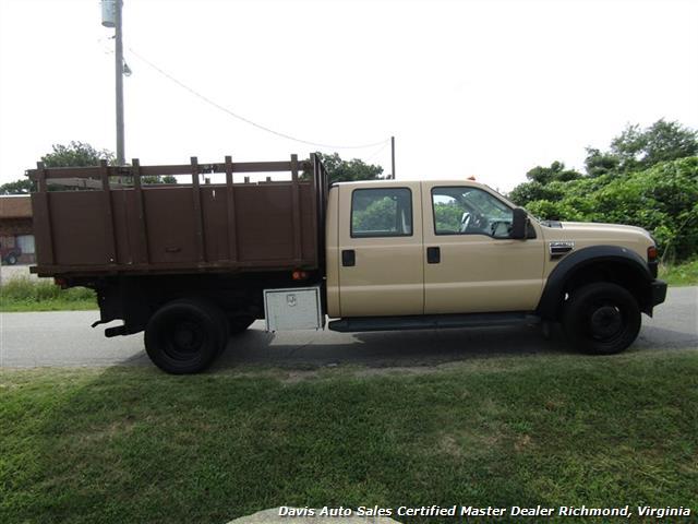 2008 Ford F-450 Super Duty XL Diesel Crew Cab Dump Bed Commercial Work - Photo 15 - Richmond, VA 23237