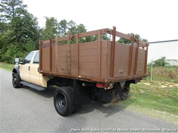 2008 Ford F-450 Super Duty XL Diesel Crew Cab Dump Bed Commercial Work - Photo 12 - Richmond, VA 23237