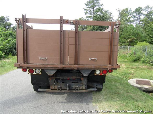 2008 Ford F-450 Super Duty XL Diesel Crew Cab Dump Bed Commercial Work - Photo 13 - Richmond, VA 23237