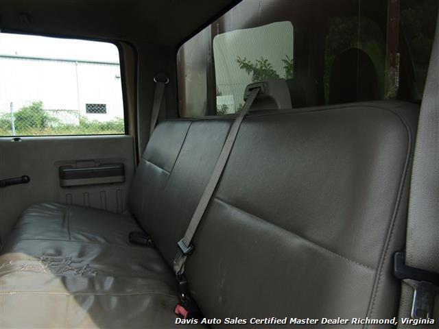 2008 Ford F-450 Super Duty XL Diesel Crew Cab Dump Bed Commercial Work - Photo 18 - Richmond, VA 23237