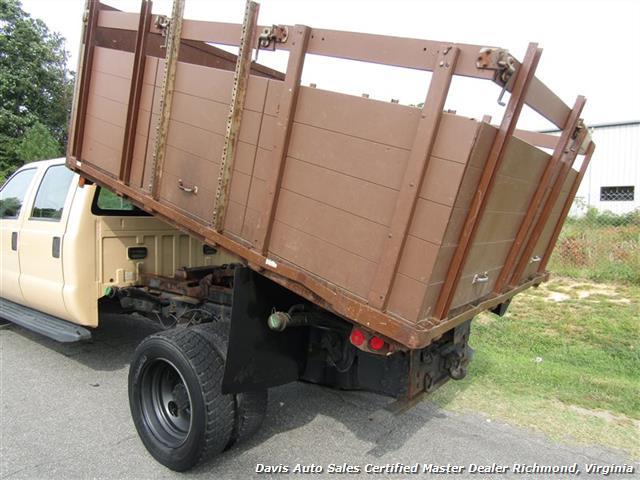 2008 Ford F-450 Super Duty XL Diesel Crew Cab Dump Bed Commercial Work - Photo 4 - Richmond, VA 23237